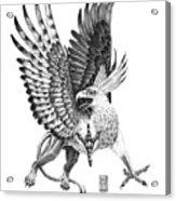 Whitehead Griffin Acrylic Print