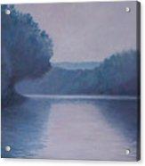 Whites Ferry Acrylic Print