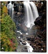 Whitewater Falls - Nc Acrylic Print