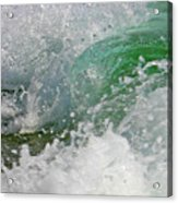 Whitewater Acrylic Print