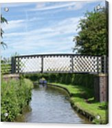 Whitley Bridge Acrylic Print