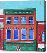 Whyte Avenue Edmonton Acrylic Print