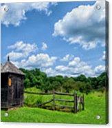 Wick Farm Acrylic Print