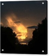 Wicked Sky Acrylic Print