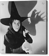Wicked Witch Of The West Acrylic Print