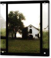 Widner Farms Acrylic Print
