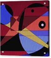 Wild Bird Acrylic Print