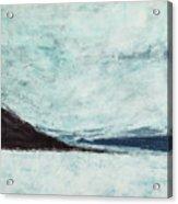 Wild Blue Yonder Acrylic Print