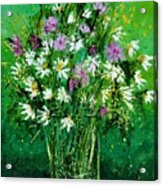 Wild Flowers 450150 Acrylic Print
