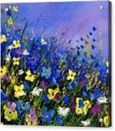 Wild Flowers 560908 Acrylic Print