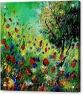 Wild Flowers 670130 Acrylic Print