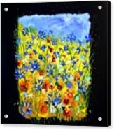 Wild Flowers 677130 Acrylic Print