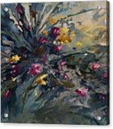 'wild Flowers' Acrylic Print