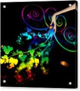 Wild Flowers Acrylic Print