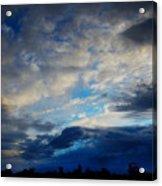 Wild Sunset Acrylic Print