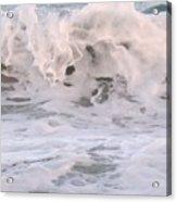 Wild Surf Acrylic Print