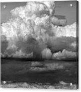 Wild Weather Acrylic Print