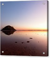 Wilderness Sunrise Acrylic Print
