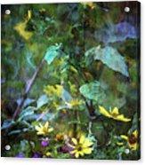 Wildflower Impression 4859 Idp_2 Acrylic Print