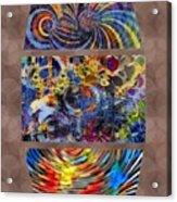 Wildsweetandcool Acrylic Print
