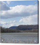 Wildwood Park In Harrisburg, Pa Acrylic Print