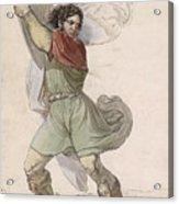Wilhelm Tell Acrylic Print