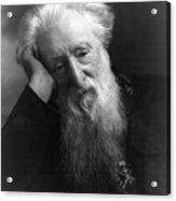 William Booth (1829-1912) Acrylic Print by Granger