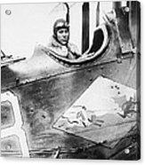 William D. Coney, 1921 Acrylic Print