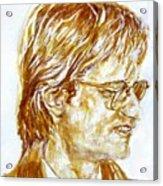 William Page, Portrait Acrylic Print
