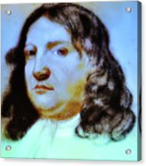 William Penn Portrait Acrylic Print