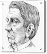 William Seward Acrylic Print