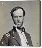William Tecumseh Sherman Acrylic Print by Granger