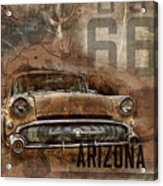 Williams Buick 2 Acrylic Print