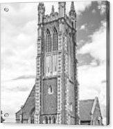 Williams College Thompson Memorial Chapel Acrylic Print