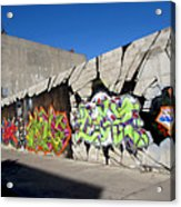 Williamsburg Wall Art Acrylic Print