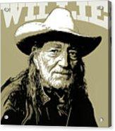 Willie Acrylic Print