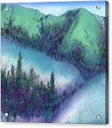 Wilmore Wilderness Area Acrylic Print
