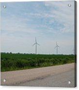 Wind Farm Acrylic Print