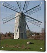 Wind Mill Acrylic Print