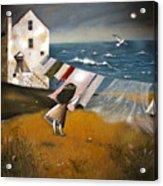 Wind Of Change. Acrylic Print