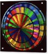 Wind Spinner 6 Acrylic Print