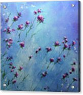 Windblown Acrylic Print