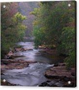 Winding Creek Acrylic Print