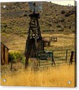 Windmill 1 Acrylic Print