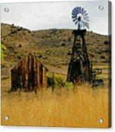 Windmill 2 Acrylic Print