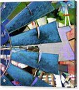 Windmill 3 Acrylic Print