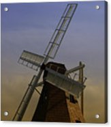 Windmill At Windjammer Park Wm6887a Acrylic Print