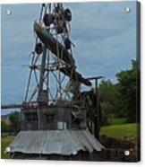 Windmill House 1 Acrylic Print