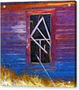 Window-1 Acrylic Print