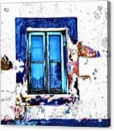 Window 17 Acrylic Print